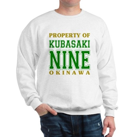 Kubasaki Nine Sweatshirt