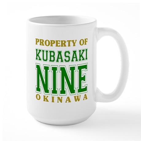 Kubasaki Nine Large Mug