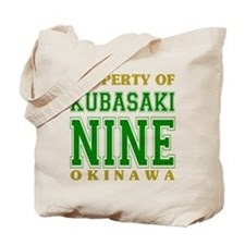 Kubasaki Nine Tote Bag