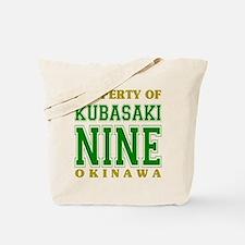 Kubasaki Nine Tote Bag
