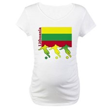 Lithuania Soccer Shirt