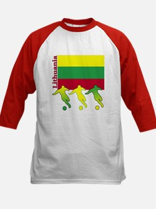 Lithuania Soccer Tee