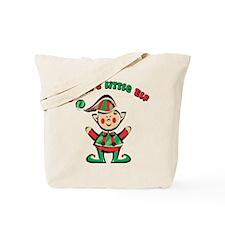 SANTA'S LITTLE ELF Tote Bag