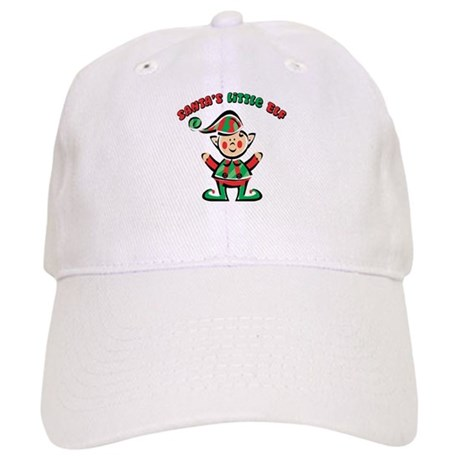 SANTA'S LITTLE ELF Cap