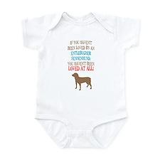 Entlebucher Sennenhund Infant Bodysuit