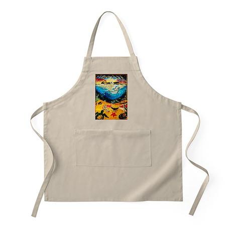 Hawaii Undersea Art - Gourmet Apron