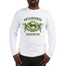 Entlebucher Sennenhund Long Sleeve T-Shirt