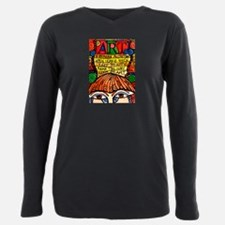 ART BRAIN (This is your Plus Size Long Sleeve Tee