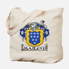 Bailey Coat of Arms Tote Bag
