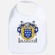 Bailey Coat of Arms Bib
