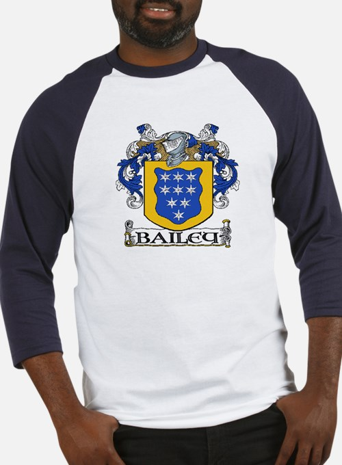 Bailey Coat of Arms Baseball Jersey