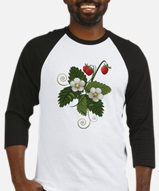 Fruits | Leaves | Flowers Baseball Jersey