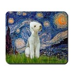 Starry / Bedlington Mousepad