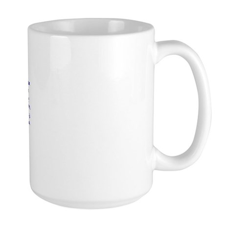 Vizsla Property Laws 2 Large Mug