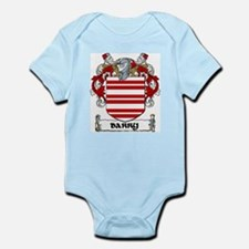 Barry Coat of Arms Infant Bodysuit