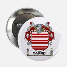 "Barry Coat of Arms 2.25"" Button (10 pack)"