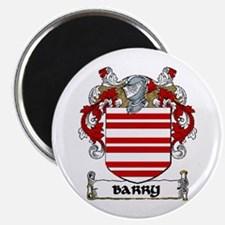 """Barry Coat of Arms 2.25"""" Magnet (10 pack)"""