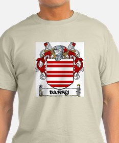 Barry Coat of Arms T-Shirt