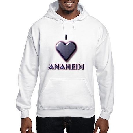I Love Anaheim #5 Hooded Sweatshirt