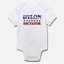 DYLON for dictator Infant Bodysuit