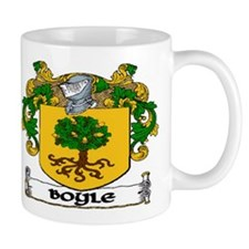 Boyle Coat of Arms Mug