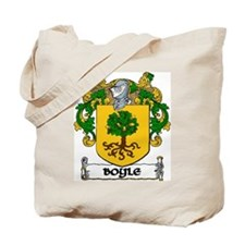 Boyle Coat of Arms Tote Bag