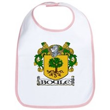 Boyle Coat of Arms Bib