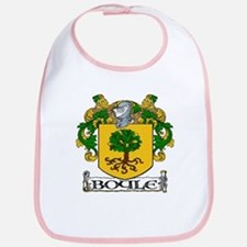 Boyle Coat of Arms Bib