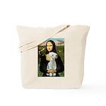 Mona / Bedlington(T) Tote Bag