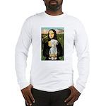 Mona / Bedlington(T) Long Sleeve T-Shirt