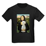 Mona / Bedlington(T) Kids Dark T-Shirt