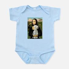 Mona / Bedlington(T) Infant Bodysuit