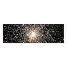 M80 Globular Cluster Astronomy Bumper Sticker gift