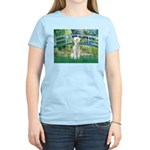 Bridge / Bedlington T Women's Light T-Shirt
