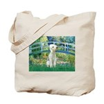 Bridge / Bedlington T Tote Bag