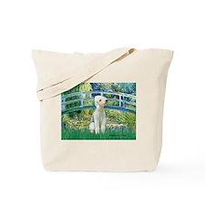 Bridge / Bedlington T Tote Bag