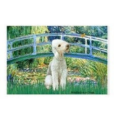 Bridge / Bedlington T Postcards (Package of 8)