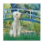 Bridge / Bedlington T Tile Coaster