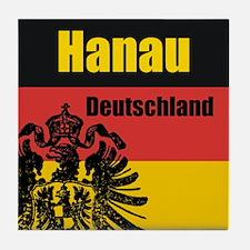 Hanau Deutschland Tile Coaster