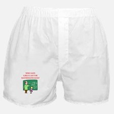 math Boxer Shorts