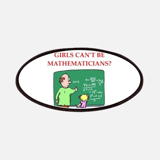 math Patch