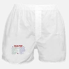 Tibetan Spaniel Property Laws 2 Boxer Shorts