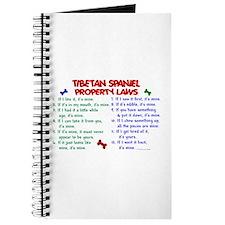 Tibetan Spaniel Property Laws 2 Journal