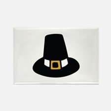 Pilgrim Hat Magnets