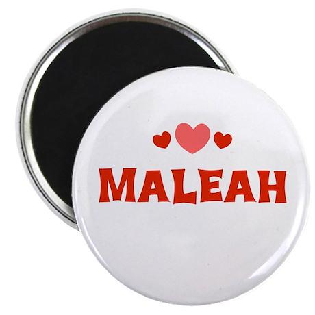 "Maleah 2.25"" Magnet (10 pack)"