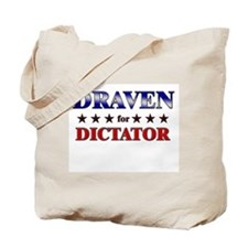 DRAVEN for dictator Tote Bag