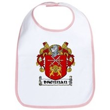 Brennan Coat of Arms Bib