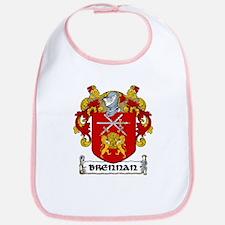Brennan Coat of Arms Bib