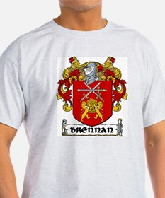 Brennan Coat of Arms T-Shirt