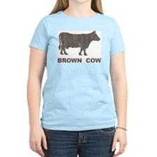 Vintage Brown Cow T-Shirt